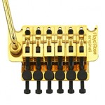 Floyd Rose FRT300LK Original Tremolo System (Gold, Left Handed)