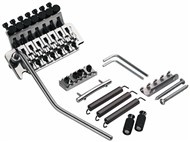 Floyd Rose FRTS100 Original 7-String Tremolo System, Chrome