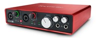 focusrite scarlett 6i6 left