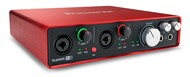 focusrite scarlett 6i6 right