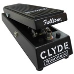 Fulltone CSW Clyde Standard Wah Pedal