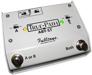 Fulltone True-Path ABY-ST Soft Touch Pedal
