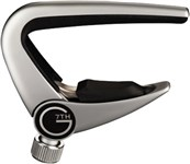G7th Newport Low Profile Capo Silver