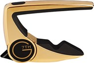 G7th Performance 2 Capo Steel String Gold