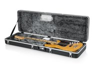 Gator Bass Guitar Case LED Edition Main