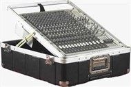 Gator G-MIX 12PU Pop Up Mixer Case with Wheels