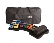 Gator Mega Bone Pedal Board and Soft Case