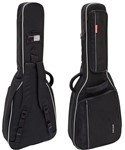 GEWA 213500 Premium Guitar Gig Bag, 20mm Padding, Bass
