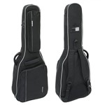 GEWA 214440 Prestige Guitar Gig Bag, 25mm High Density Padding, Semi Acoustic