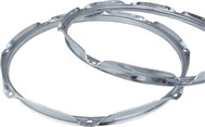 Gibraltar Steel Power Hoop 12in (8 Lug, Snare Side)
