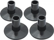 Gibraltar SC-19B Flanged Cymbal Sleeves (4 pk)
