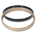 Gibraltar Maple Bass Drum Hoop (22in, Black)