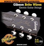 Gibson Gear Brite Wires (011 to 050)
