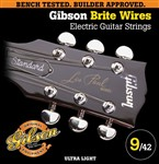 Gibson Gear Brite Wires (009 to 042)