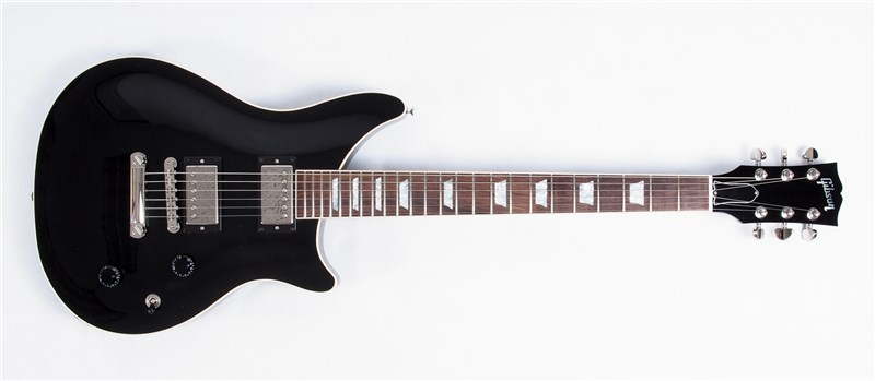 Gibson Custom Modern Double Cut Ebony 1