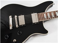 Gibson Custom Modern Double Cut Ebony 3