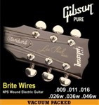 Gibson Gear Brite Wires (009 to 046)