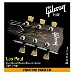 Gibson Gear Les Paul Premium Nickel Wound Electric, Ultra Light, 9-42