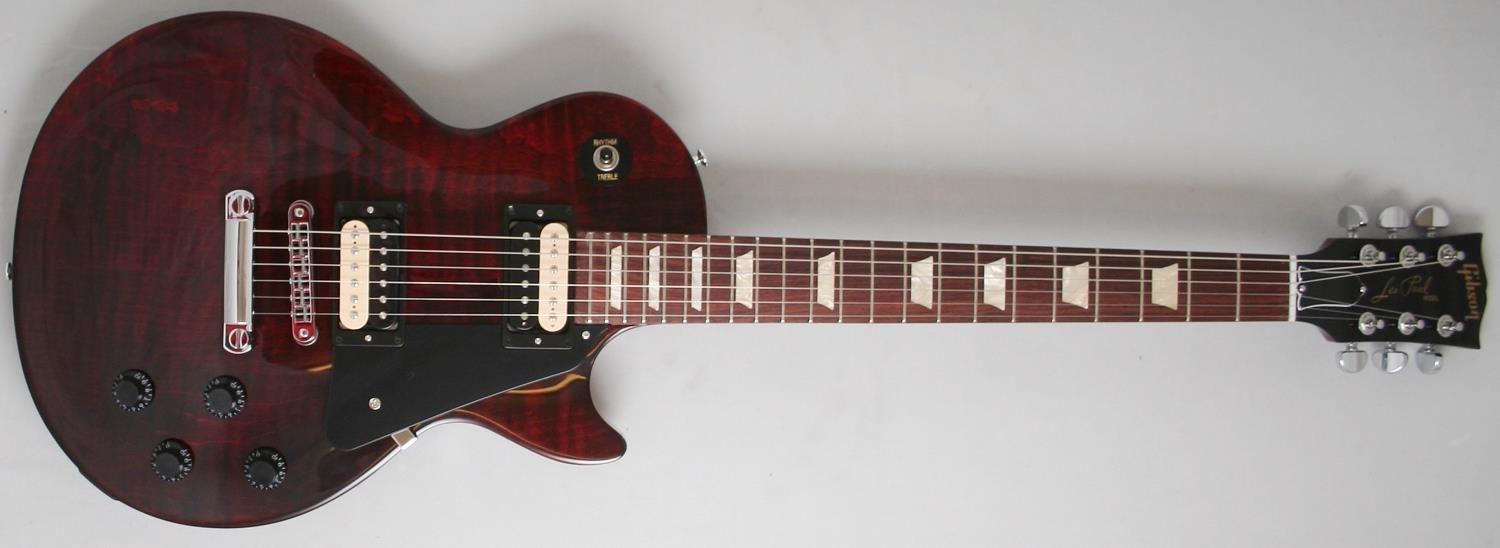 Gibson Limited Edition Les Paul Studio Deluxe Ii 60s