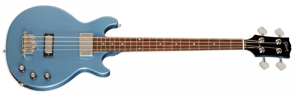 Gibson LP Junior DC Bass (Pelham Blue)
