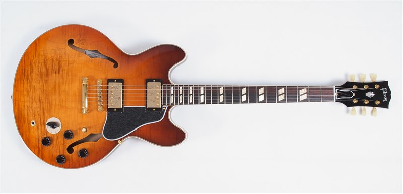 Gibson Memphis 1964 ES345 Faded Lightburst 01