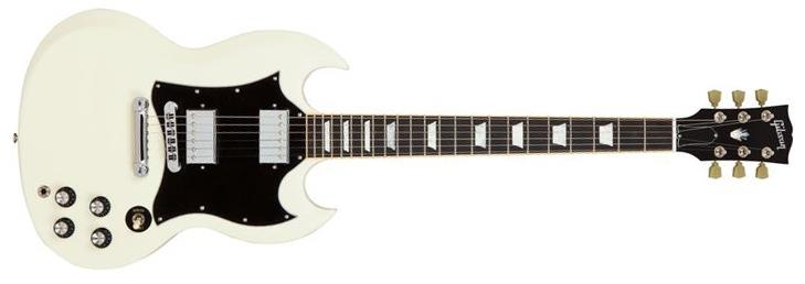 Gibson SG Standard 60's Neck (Classic White) Electric Guitars