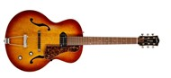 Godin 5th Avenue Kingpin P90, Cognac Burst