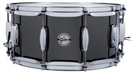 Gretsch Black Nickel over Steel Snare