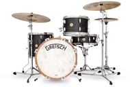 Gretsch USA Broadkaster 3 Piece Standard Shell Pack 24in, Anniversary Sparkle