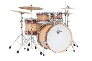 Gretsch CA1-E825 Catalina Ash 5 Piece Shell Pack (Walnut Natural Burst)
