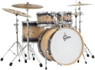 Gretsch CA1-E825 Catalina Ash 5 Piece Shell Pack (Black Natural Burst)