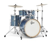 Gretsch CM1-E825 Catalina Maple 5 Piece Shell Pack (Aqua Sparkle)