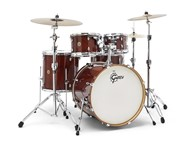 Gretsch CM1-E825 Catalina Maple 5 Piece Shell Pack, Walnut Glaze