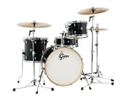 Gretsch CT1-J404 Catalina Club 4 Piece Shell Pack (Piano Black)