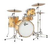 Gretsch CT1-J404 Catalina Club 4 Piece Shell Pack (Satin Natural)