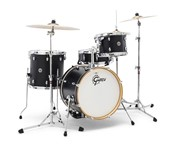 Gretsch CT1-J484 Catalina Club 4 Piece Shell Pack, Piano Black