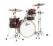 Gretsch CT1-J484 Catalina Club 4 Piece Shell Pack (Satin Antique Fade)