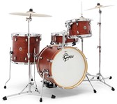 Gretsch CT1-J484 Catalina Club 4 Piece Shell Pack (Satin Walnut)