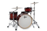 Gretsch CT1-R444 Catalina Club 4 Piece Shell Pack (Gloss Antique Burst)