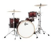 Gretsch CT1-R444 Catalina Club 4 Piece Shell Pack (Satin Antique Fade)