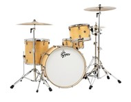 Gretsch CT1-R444 Catalina Club 4 Piece Shell Pack (Satin Natural)