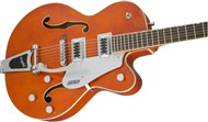 Gretsch G5420T 2016 Electromatic Hollow Body with Bigsby (Orange Stain)