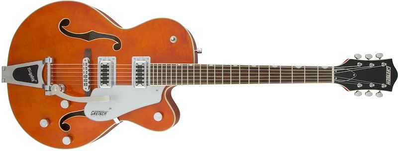 gretsch g5420t electromatic with bigsby orange stain gak. Black Bedroom Furniture Sets. Home Design Ideas