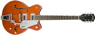 Gretsch G5422T 2016 Electromatic Hollow Body Double-Cut with Bigsby (Orange Stain)