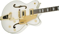 Gretsch G5422TG 2016 Electromatic Hollow Body with Bigsby (Snowcrest White)