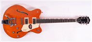Gretsch G5622T Vintage Orange-Front Full