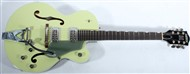 Gretsch G6118T-SGR Players Edition Anniversary (2-Tone Smoke Green)