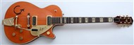 Gretsch G6121-1955 Chet Atkins Solid Body w/ Leather Trim (Western Maple Stain)(B-Stock)