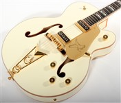 Gretsch G6136T-55GE Golden Era White Falcon
