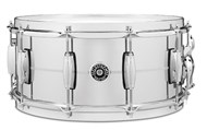 USA Brooklyn 14x6.5in Chrome Over Steel Snare